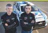 """""""300 Lakes Rally"""" starto sąrašas – gausiausias šių metų Lietuvos ralio čempionate"""