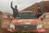 A.Juknevičius tarp geriausių 20-uko, B.Vanagui Dakaras greičiausiai yra baigtas