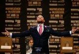 """C.McGregoras apie norą dar šiemet sugrįžti į UFC: """"Esu aktyvus močkrušys"""""""