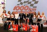 """Į """"ENEOS 1000 km lenktynes"""" mechanikai atvyksta ne tik veržlių sukti"""