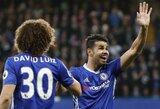 """""""Chelsea"""" klubas – per žingsnį nuo Anglijos čempiono titulo"""