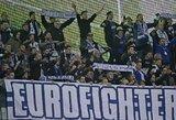 """Pamatykite: """"Schalke"""" fanų šėlsmas Zalcburge"""