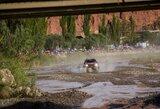 Dakaras keliasi į Boliviją: vaizdai iš skurdžiausios žemyno šalies su įspūdingiausiais peizažais