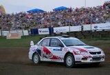"""""""300 Lakes Rally"""": nematoma lenktynių virtuvės dalis"""