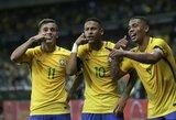 Neymaro dominavimas nutrūko: P.Coutinho – geriausias brazilas Europoje