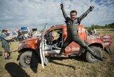 Oficialu: A.Juknevičius ir D.Vaičiulis vėl dalyvaus Dakaro ralyje
