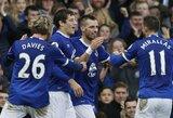 """""""Everton"""" klubas šventė triuškinamą pergalę"""