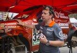 A.Juknevičius puikiai pasirodė septintajame Dakaro ralio etape (atnaujinta)