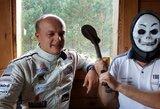 """""""300 Lakes Rally"""" dalyviai nuotaikingai apie sutrumpintą varžybų trasą"""