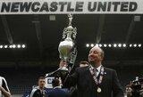 """""""Newcastle"""" leis vasarą R.Benitezui išleisti 100 mln. svarų"""