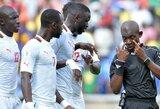 FIFA sprendimas: dėl visam gyvenimui diskvalifikuoto teisėjo turės būti peržaistos pasaulio čempionato atrankos rungtynės