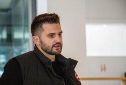 "L.Kleiza prisijungs prie ""Lietuvos ryto"" komandos"