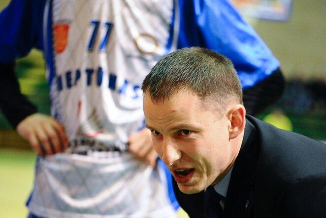 Osvaldas Kurauskas | Fotodiena/Roberto Dačkaus nuotr.