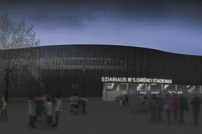 S.Dariaus ir S.Girėno stadionas | Organizatorių nuotr.