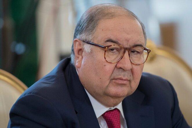 Ališeris Usmanovas | Scanpix nuotr.