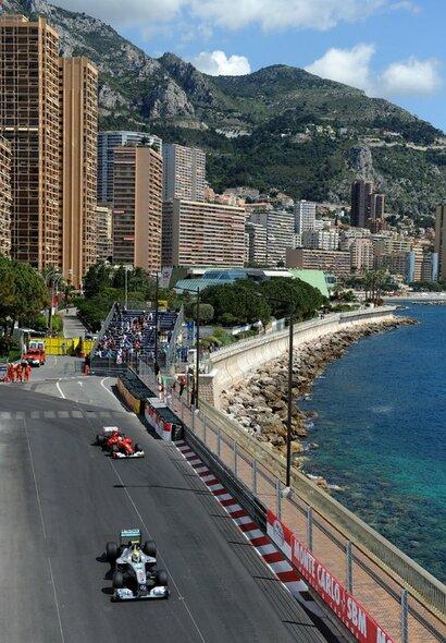 Monako trasa | Scanpix nuotr.