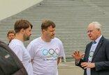 Lietuviškos olimpinės mylios...