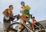 Europos žaidynių plento dviračių...