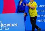 Europos žaidynių dziudo turnyras
