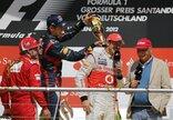 2012 metų Vokietijos GP lenktynės