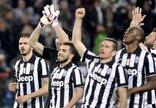 """""""Juventus"""" laimėjo, """"Fiorentina""""..."""