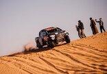 Dakaro ralio aštuntasis etapas...