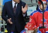 KHL rungtynės: Maskvos CSKA -...
