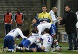 """""""Marseille"""" – """"Lyon"""" rungtynių..."""