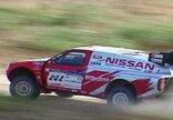 """""""Nissan"""" ir Dakaro ralis"""