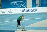 Jonas Spudis pasaulio čempionate