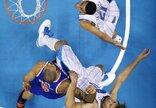 """""""Knicks"""" - """"Hornets"""" rungtynių..."""