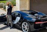 Karimo Benzema automobilių...
