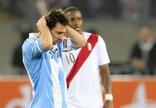 Peru - Argentinos rungtynių...