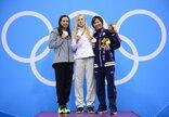R.Meilutytė iškovojo aukso medalį...