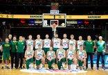 Kontrolinės rungtynės: Lietuva -...