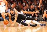 """""""Knicks"""" – """"Nets"""" rungtynių..."""