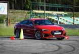 """Audi Sport Driving Academy""..."