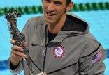 22 olimpinius medalius iškovojęs...