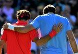 R.Federerio - J.M.Del Potro...