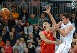 Ispanija - Kinija rungtynių...