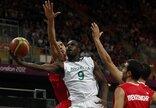 Nigerija - Tunisas krepšinio...