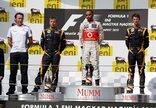 2012 metų Vengrijos GP lenktynės