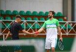 Lietuvos ir Portugalijos teniso...