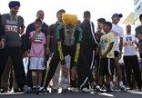Seniausias pasaulyje maratoninnkas...