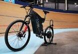 Panevėžyje elektriniu dviračiu...