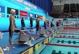 A.Šeleikaitė Indianapolyje gerino asmeninį rekordą, bet liko be finalo