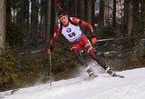 Pasaulio biatlono taurės etape – brolių Boe triumfas ir kuklūs lietuvių pasirodymai