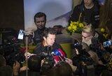 """Minios žmonių pasitiktas Dakaro vilkas A.Juknevičius: """"Šis kartas – ypatingas"""""""