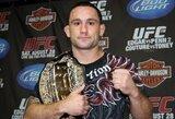 UFC puslengvio svorio čempionas J.Aldo susikaus su buvusiu lengvasvorių čempionu F.Edgaru