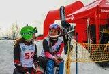 Į Sarajevą išvyksta dvi Lietuvos kalnų slidininkės